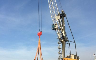 TRANSPORTATION OF HEAVY TRANSFORMATORS FOR LITPOL AND NORDBALT PROJECTS